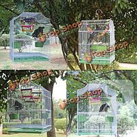 Металл волнистый попугайчик канареечно попугая кореллы зяблик Lovebird попугай ара птица домашнее животное клетка