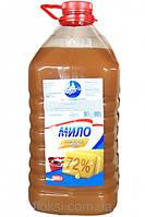 Мыло жидкое  хозяйственное Пуся 5л