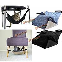 Регулируемая домашняя кошка висит гамак кровать домашнее животное кошка котенок удобный салон кровать детская кровать мягкая теплая кош