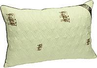 Подушка Руно силиконовые шарики 50х70 бязь - овечья шерсть