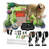 Новый подземный удар воротник 3 воротники собаку электрический забор для собак 3