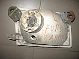 Оригинальная левая фара б/у на Ford Transit год 1986-1991, фото 2
