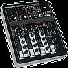 Микшерный пульт MixMaster T-4 USB+Bluetooth