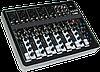 Микшерный пульт MixMaster T-7 USB+Bluetooth