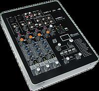 Микшерный пульт MixMaster LIKE-4 USB+Bluetooth
