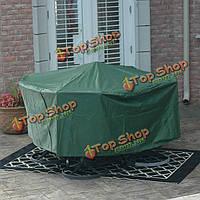 100x227см водонепроницаемый напольный комплект мебели для сада \крышка стола \-дюймовукрытие\-дюймов-дюймов