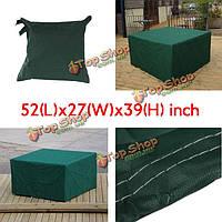 134x70x99см сад уличная мебель водонепроницаемого дышащего пылезащитный чехол стол приют