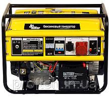 Генератор бензиновый Кентавр КБГ-605э/3 (6.0 кВт) Бесплатная доставка