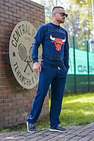 """Мужской стильный спортивный костюм """"Chicago Bulls"""""""