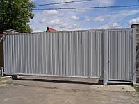 Ворота откатные 4000*2000