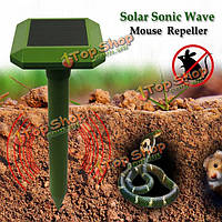 GreatHouse солнечная энергия звуковой волны мышь змея отпугиватель открытый сад животных жмых