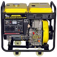 Генератор дизельный Кентавр КДГ-505эк (5,0 кВт) Бесплатная доставка