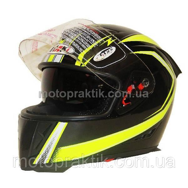 Шлем (интеграл) Ataki FF311 Trace