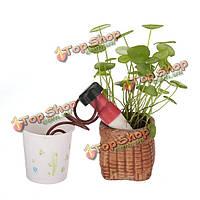 2шт крытый автоматический капельный полив системы комнатное растение растение