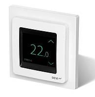 Терморегулятор DEVIreg™ Touch сенсорный Белый