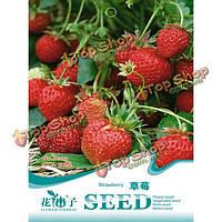 50 семян органической клубники Fragaria ananassa вкусные фрукты