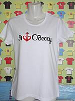 Футболка I Love Odessa (с якорем)