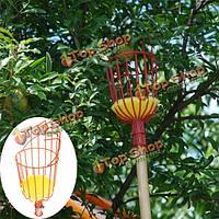 Садоводство фрукты сбор инструмента ручной фруктов mitsumane палитры