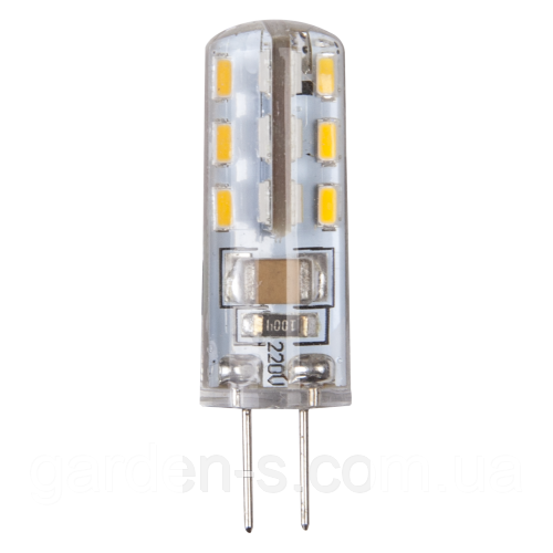 СВЕТОДИОДНАЯ ЛАМПОЧКА LEDEX G4 2.5W 4000K (12V)