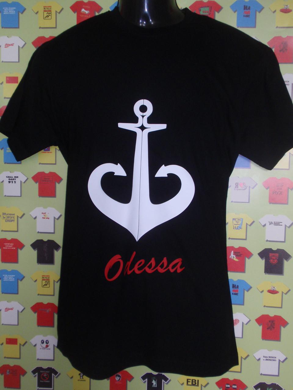 Футболка Odessa (якорь)
