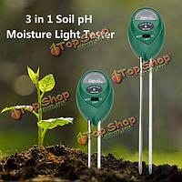 3в1 сажать цветы почвы рН тестер влажности люксметр