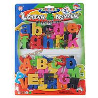 Магнитное капитал строчные буквы образовательные игрушки