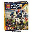 """Конструктор Nexo Knights Bela 10487 """"Робот короля"""" 387 деталей, фото 5"""