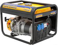 Бензогенерато Садко GPS-3500В (2,5 кВт, бензин, ручной стартер, повреждена упаковка) + доставка