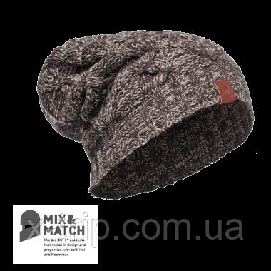Шерстяная шапка Buff Knitted Hat Nuba Nut