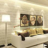 10м нетканый перо обои гостиной спальня оформление фона улучшение домашнего декора