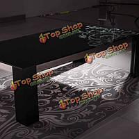 Вол пол наклейка чайный стол декор черный коврик на пол водонепроницаемый анти занос пол улучшение деколи домой