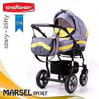 Коляска 3в1 ADBOR Marsel Sport
