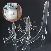 Плексиглас Acrilico LMS Пластика дисплей фото стенд держатель supportor кадров изображения сторонником