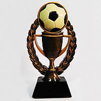 Статуэтка - Футбольный Кубок с мячом и венком