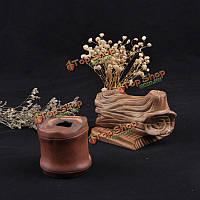 Zakkz керамическая ваза творческая ручная работа мебель Aroma Бутылка цветов подарок гончарного декора