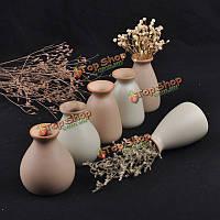 Zakkz керамическая ваза Aroma Бутылка цветов гончарное ремесло творческий подарок мебель декор