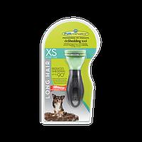 Фурминатор для собак длинношерстных, размер XS, до 4,5 кг (FURminator 691008 /111924)