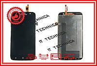 Тачскрин+матрица Lenovo A859 Черный