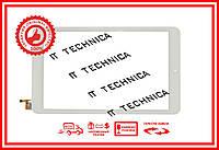 Тачскрин Prestigio MultiPad PMT3008 БЕЛЫЙ