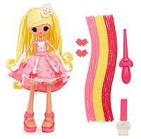 Кукла Лалалупси Золушка волшебные локоны, разноцветные пряди (Lalaloopsy Girls Crazy Hair Doll- Cinder Slipper