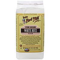 Мука из белого риса, Bob's Red Mill, 680 г