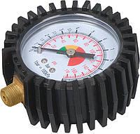 Манометр для пневмопистолета для накачивания колес 60мм MIOL арт.81-521
