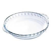 Круглая форма для запекания пирога pyrex o cuisine с ручками 22 см (197bc00)