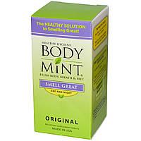 Body Mint-USA, LLC., Body Mint, Fresh Body, Breath & Feet, 60 Tablets