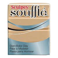 Новинка! Полимерная глина Sculpey Souffle Скалпи Суфле, латте 6301