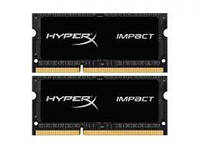 Оперативная память Kingston 16 GB (2x8GB) SO-DIMM DDR4 2133 MHz HyperX Impact (HX421S13IBK2/16)