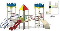 Детская площадка 3-3 в наличии