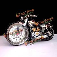 4 цвета мотоцикла будильника часы мотоцикл домой старинные декоративные пластиковые прохладно подарок