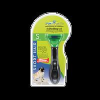 Фурминатор для собак короткошерстных, размер S, до 9 кг (FURminator 691009 /112082)