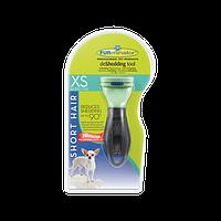 Фурминатор для собак короткошерстных, размер XS, до 4,5 кг (FURminator 691007 /111856)